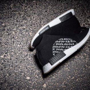 Phiên bản NMD City Socks đặc biệt của adidas và MIKITYPE