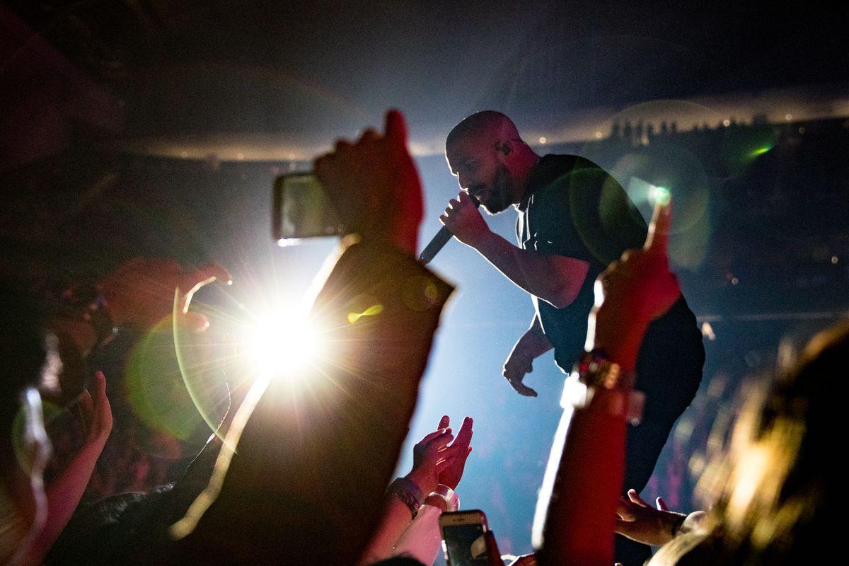 Drake Spotify - elle man 2