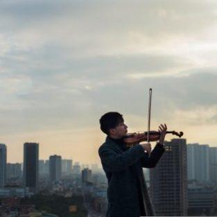 """Nghệ sĩ violin Hoàng Rob: """"Hừng đông"""", cho những người dậy sớm"""