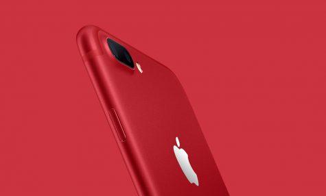 Apple gây háo hức với iPhone 7/7Plus màu đỏ và iPad 9.7 inch