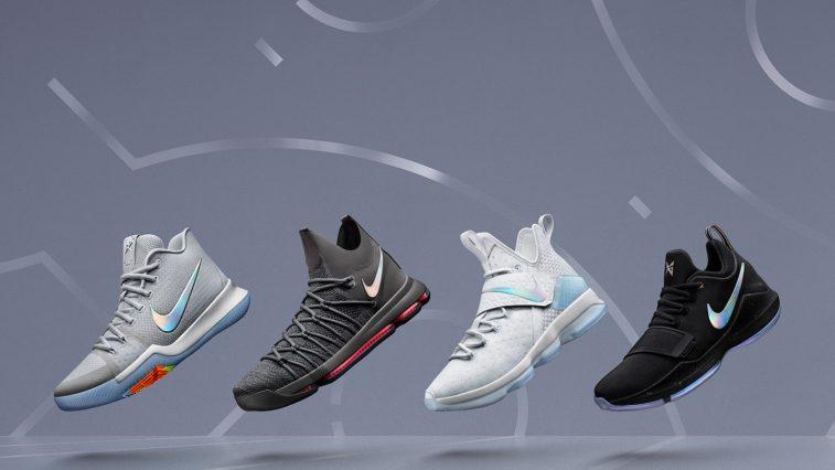 BST giày bóng rổ Nike Time to Shine gây nức lòng giới mộ điệu