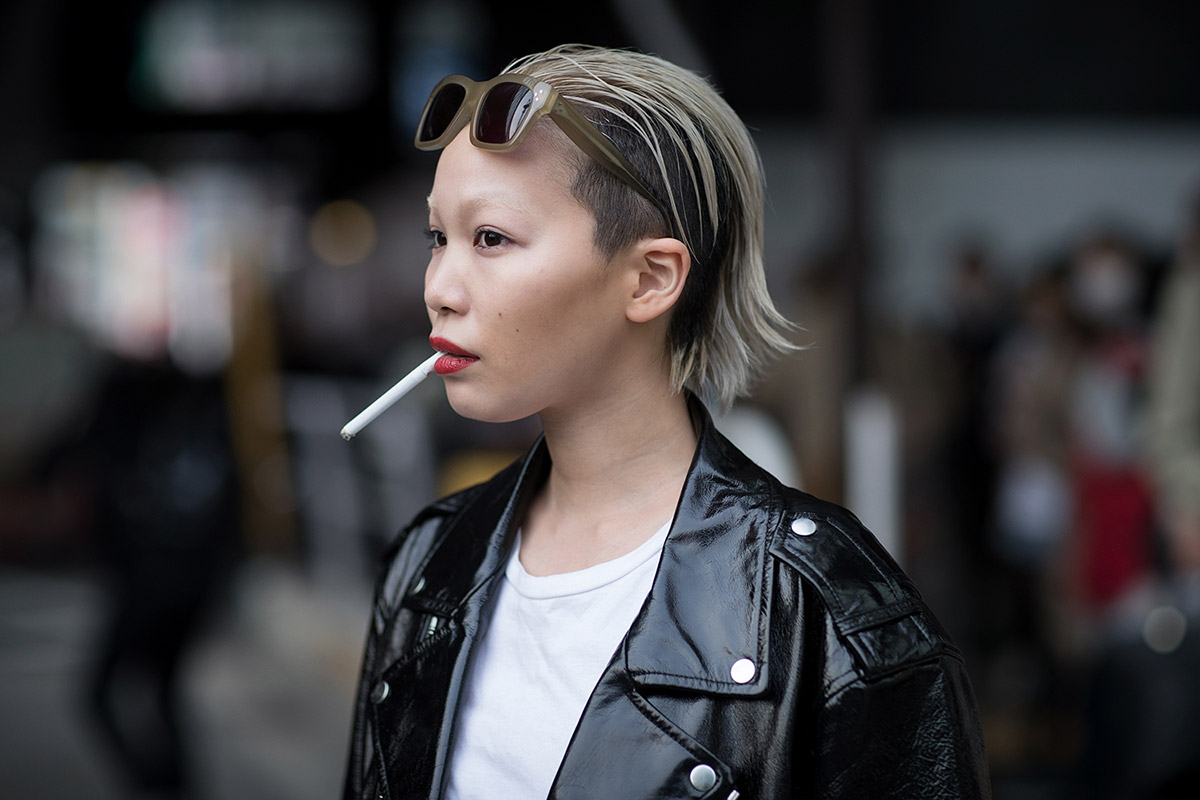 Tokyo Fashion Week - elle man 11