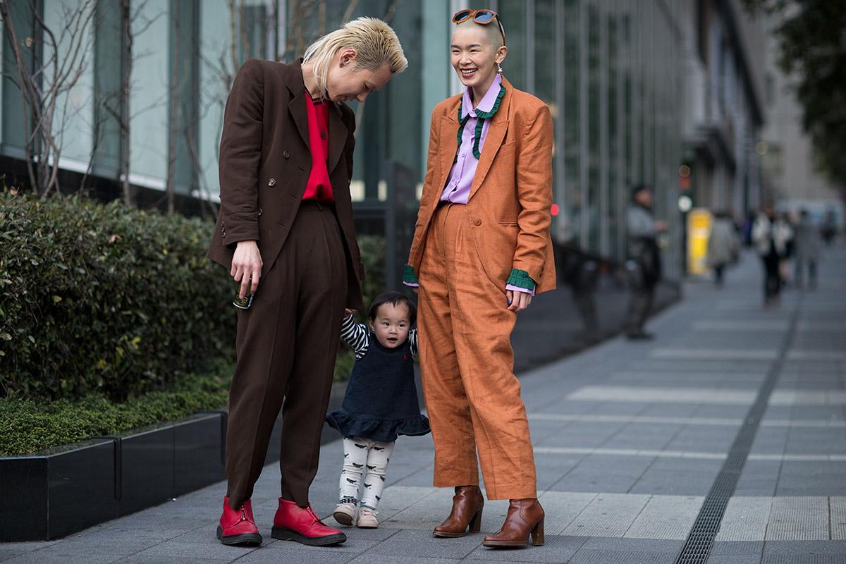 Tokyo Fashion Week - elle man 12