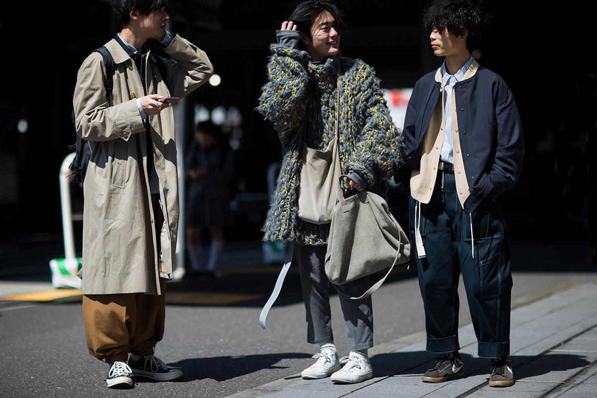Tokyo Fashion Week - elle man 20