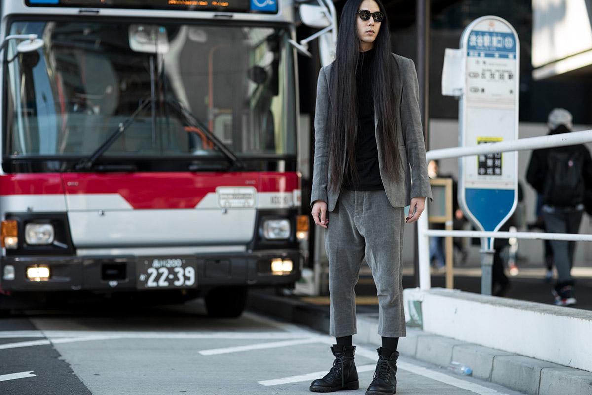 Tokyo Fashion Week - elle man 22