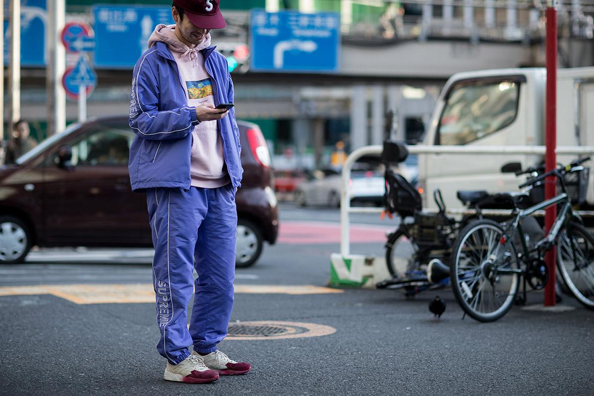 Tokyo Fashion Week - elle man 23