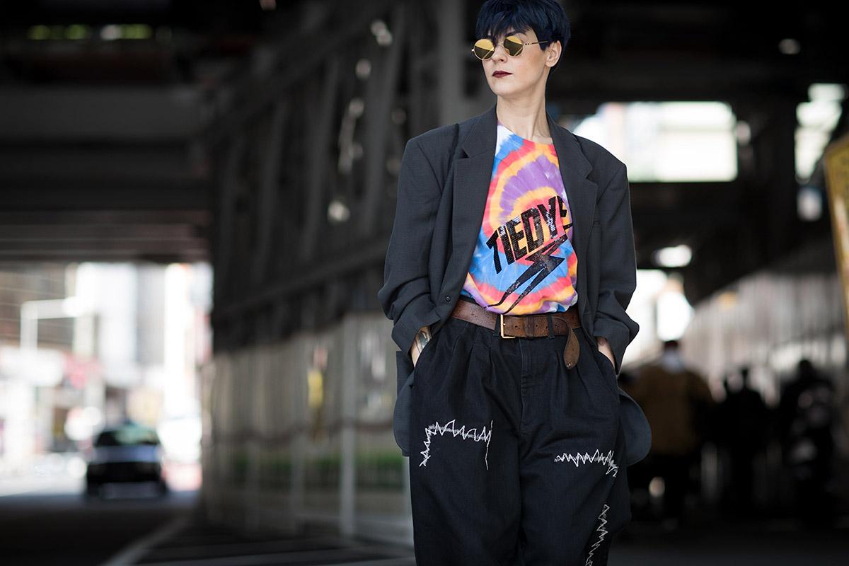 Tokyo Fashion Week - elle man 25