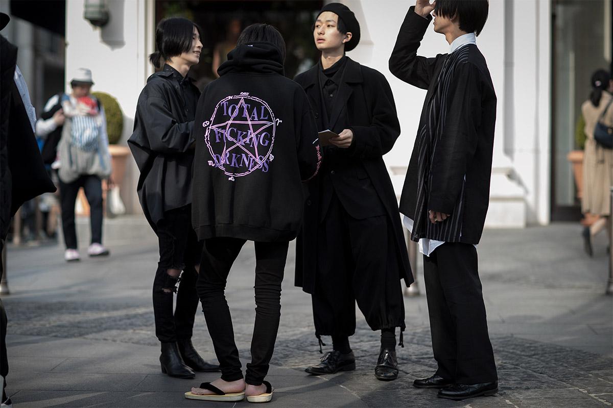 Tokyo Fashion Week - elle man 5