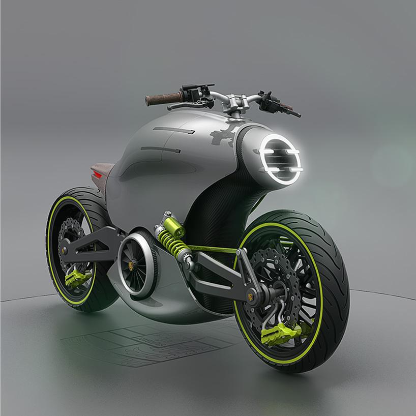 xe moto porsche 618 4