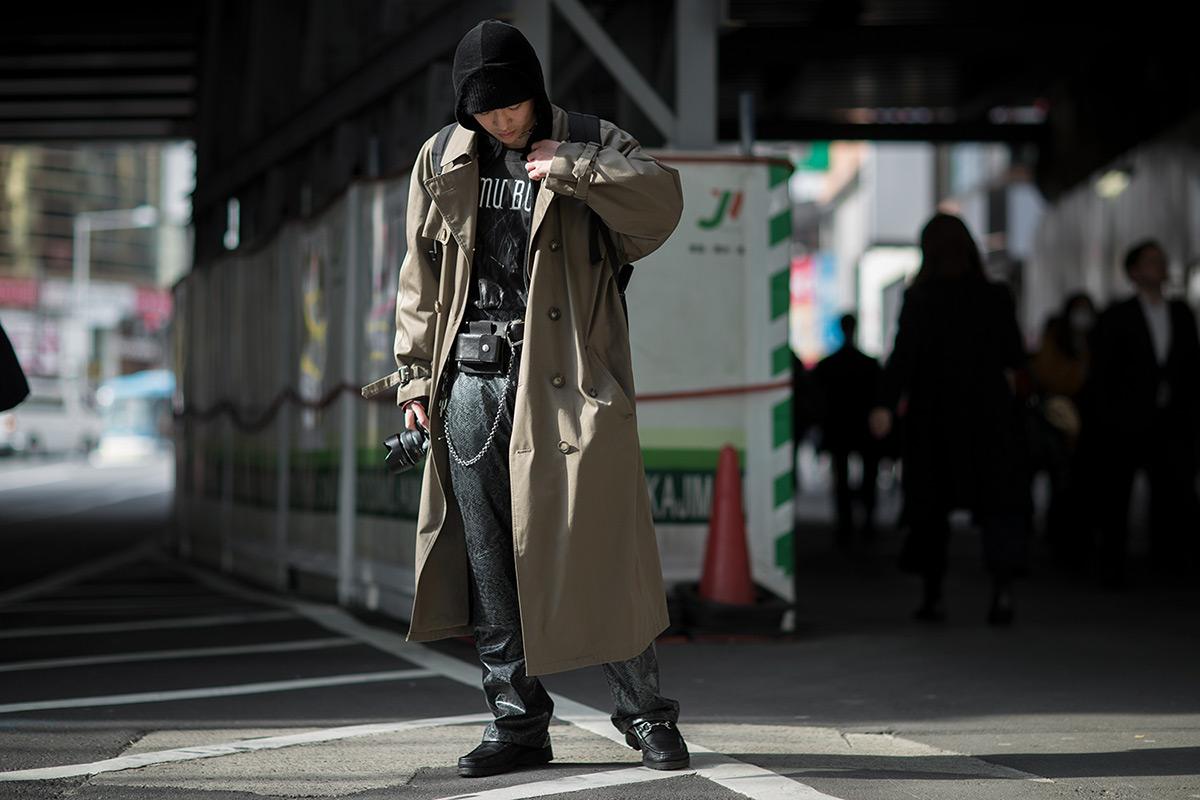 Phong C Ch Th I Trang C C Ch T T I Tokyo Fashion Week 2017