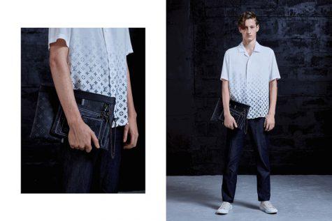 Hé lộ hình ảnh mới nhất trong lookbook Louis Vuitton x fragment designs