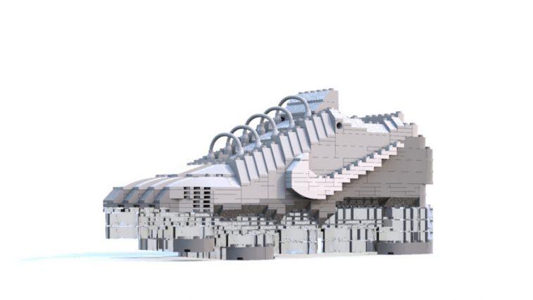 Nike Air VaporMax phiên bản Lego cực chất