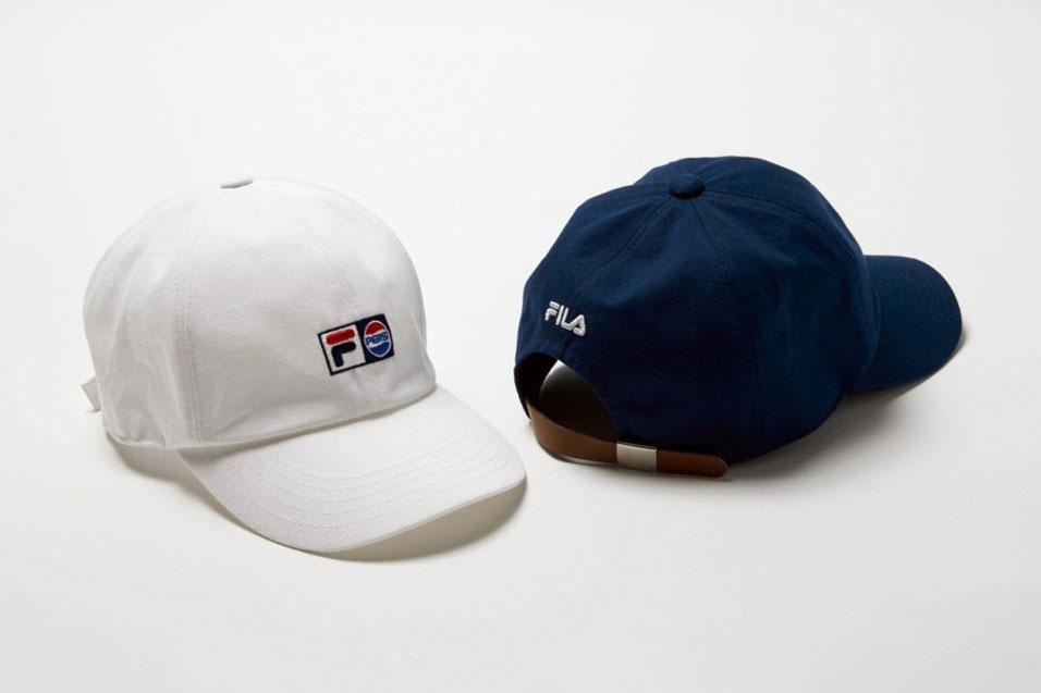 FILA hợp tác với Pepsi cho ra mắt bộ sưu tập mới nhất