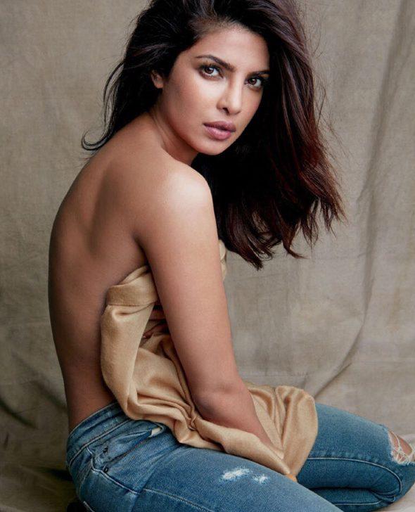 """priyanka-chopra-elle-man-2-e1491389971541 Priyanka Chopra, """"người phụ nữ đẹp"""" thứ nhì thế giới"""