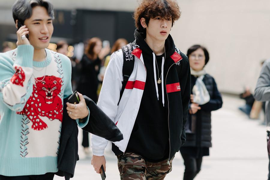 seoul fashion week 2017 - elle man 51