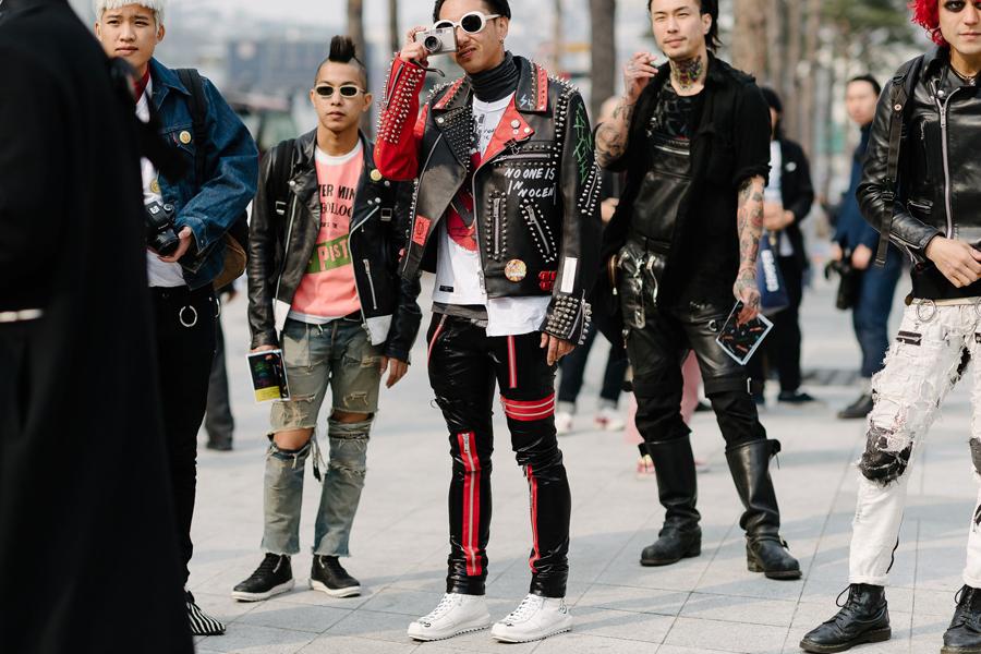 seoul fashion week 2017 - elle man 53