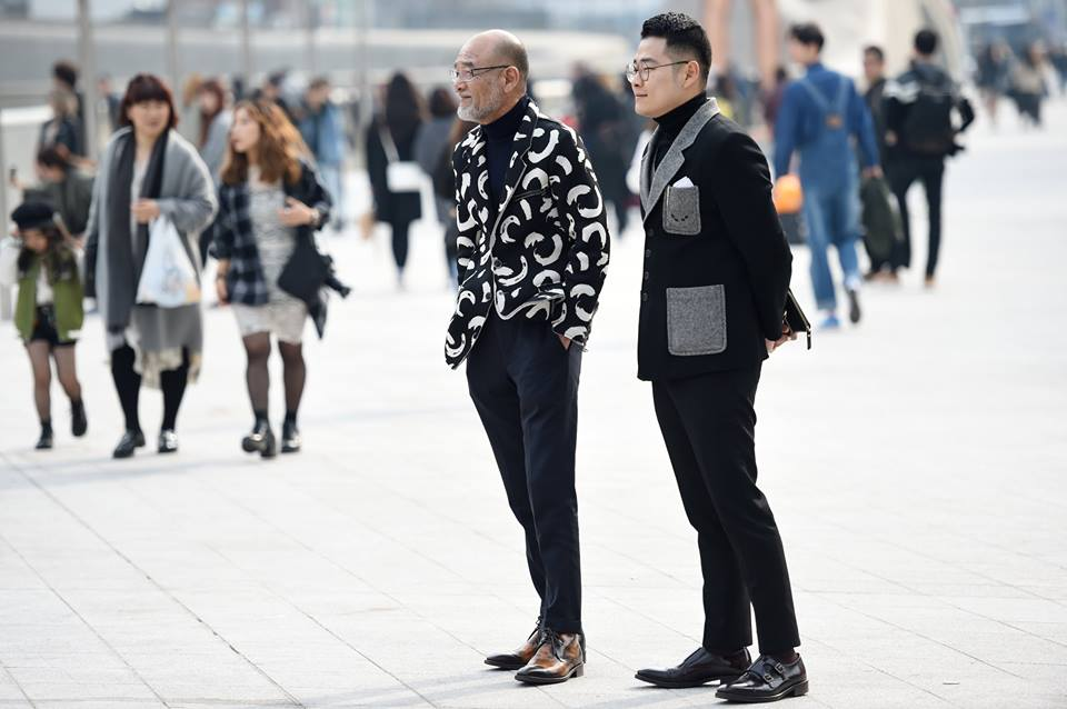 seoul fashion week 2017 - elle man 63