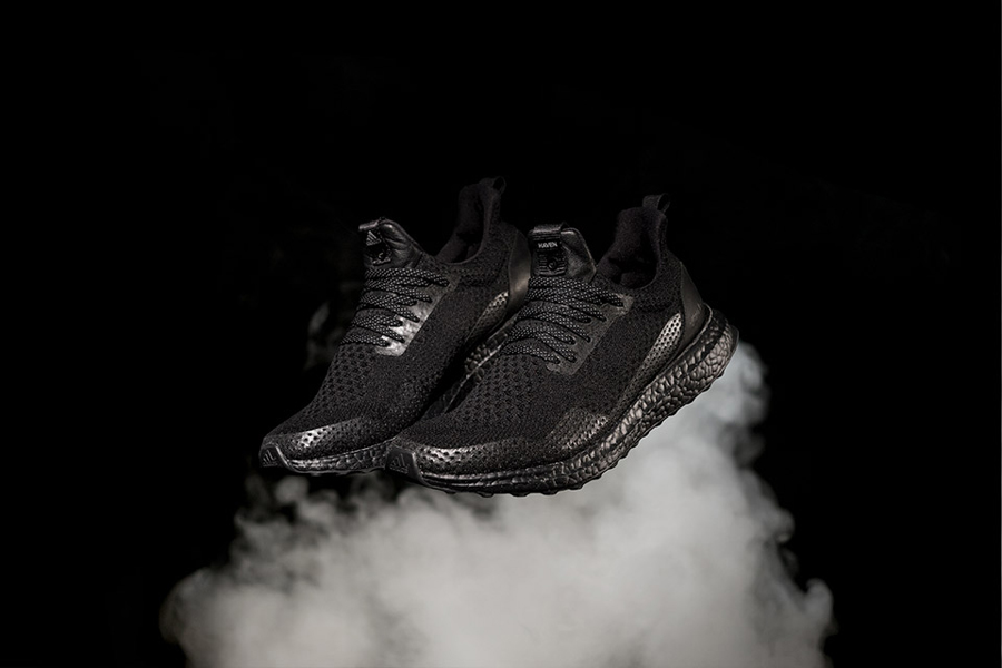 giay the thao - HAVEN x adidas Consortium Ultra Boost Uncaged - elle man 1