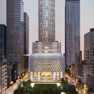 Dự án nhà chọc trời của con rể Donald Trump ở trung tâm Manhattan