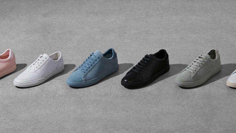 12 mẫu giày thể thao đẹp cho phong cách smart-casual