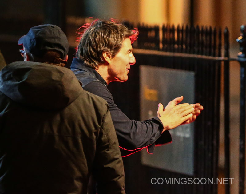 Xac Uop - Tom Cruise - elle man