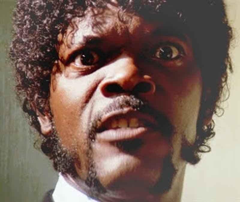 Nhân vật chửi bậy nhất của Samuel L.Jackson từng đóng.