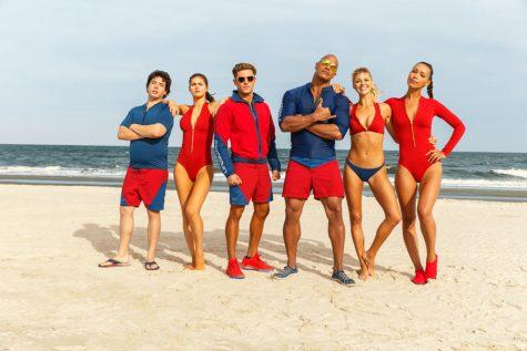 Sau Fast 8, The Rock tiếp tục thiêu đốt mùa Hè cùng Baywatch