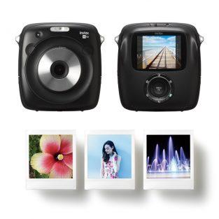 Fujifilm SQ10 Square - Sáng tạo với ảnh polaroid