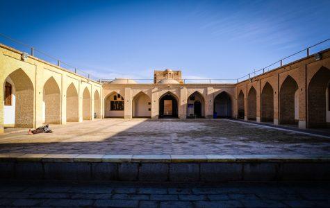 Du lich Iran Batu huy hoang 12