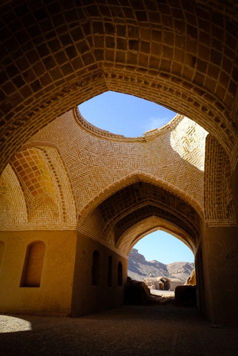 Du lich Iran Batu huy hoang 5