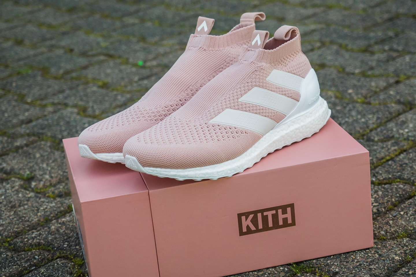 giay the thao adidas 2017 - adidas x Kith Ace 16+ PureControl Ultra Boost - elle man 3