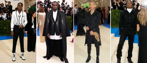 Phong cách thời trang nổi bật của sao nam tại Met Gala 2017