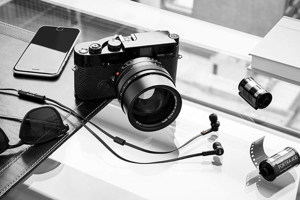 Master & Dynamic x Leica 3