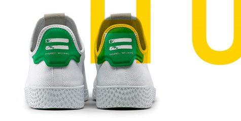 """Pharrell Williams x adidas Tennis Hu tiếp tục làm """"gây bão"""" cộng đồng sneaker"""