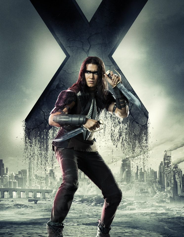 và Warpath trong X-Men: Day of Future Past