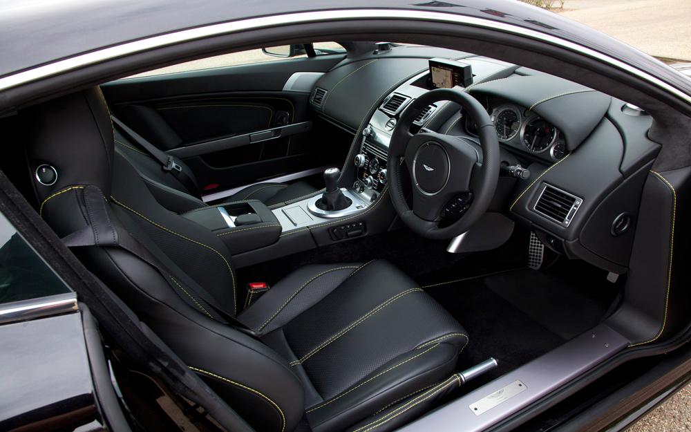 xe hoi dep - Aston Martin V8 Vantage - elle man 4