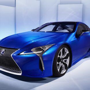 10 mẫu xe hơi đẹp tuyệt vời ra mắt trong năm 2017-2018