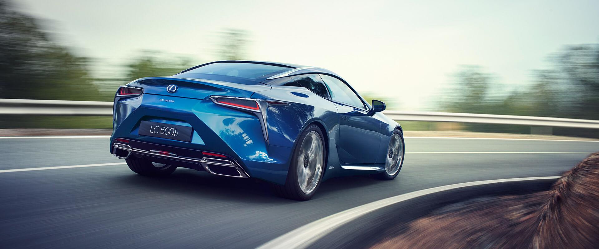 xe hoi dep - Lexus LC - elle man 3
