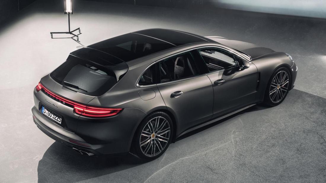 xe hoi dep - Porsche Panamera Sport Turismo - elle man 2