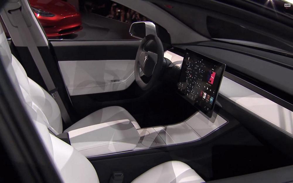 xe hoi dep - Tesla Model 3 - elle man 3