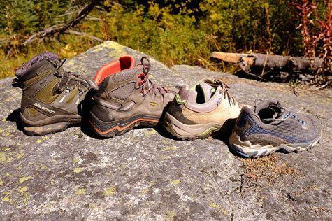 """Các mẫu giày đi bộ chuyên dụng đáng đầu tư cho người thích """"xê dịch"""""""