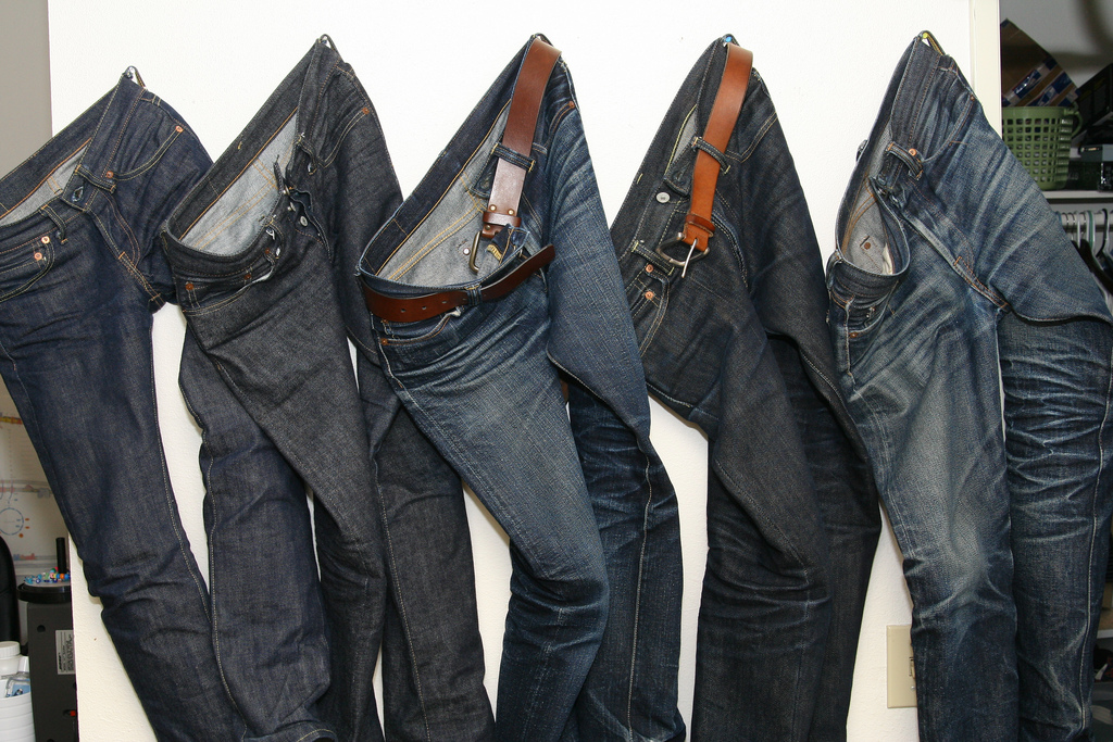 tu quan ao thoi trang - quan jeans - elle man 1