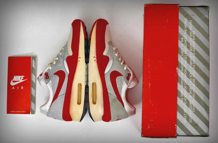 giay the thao nike - Air Max 1 original 1987 - elle man 1