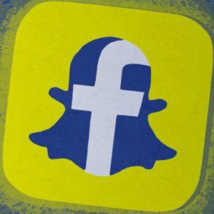 Mark Zuckerburg thêm filter Snapchat vào mạng xã hội Instagram
