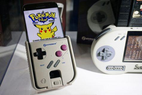 Biến điện thoại Samsung thành máy điện tử cầm tay Game Boy