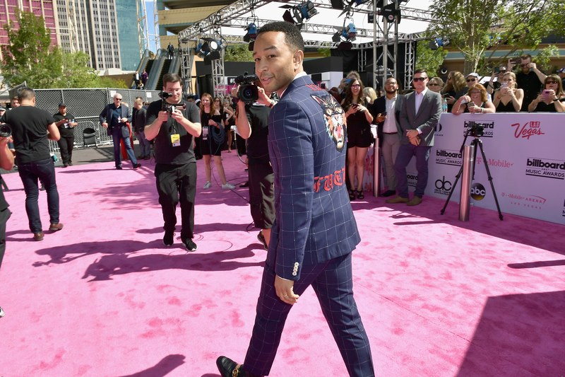John Legend _ Billboard music award_ELLEman