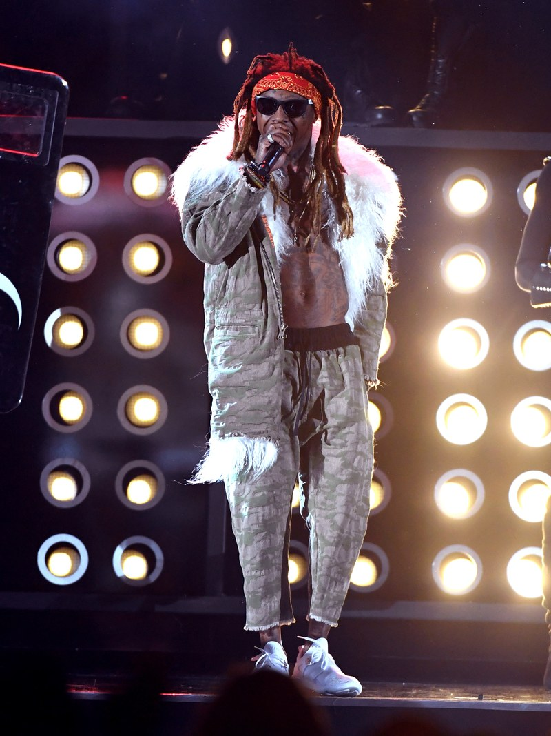 wayne_Billboard music awards_ELLEman