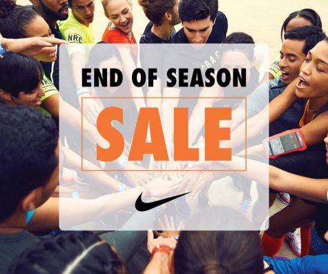 Giảm giá cuối mùa lớn nhất từ Nike
