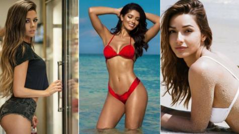 Thăm tài khoản Instagram của 3 nàng hot girl nóng bỏng