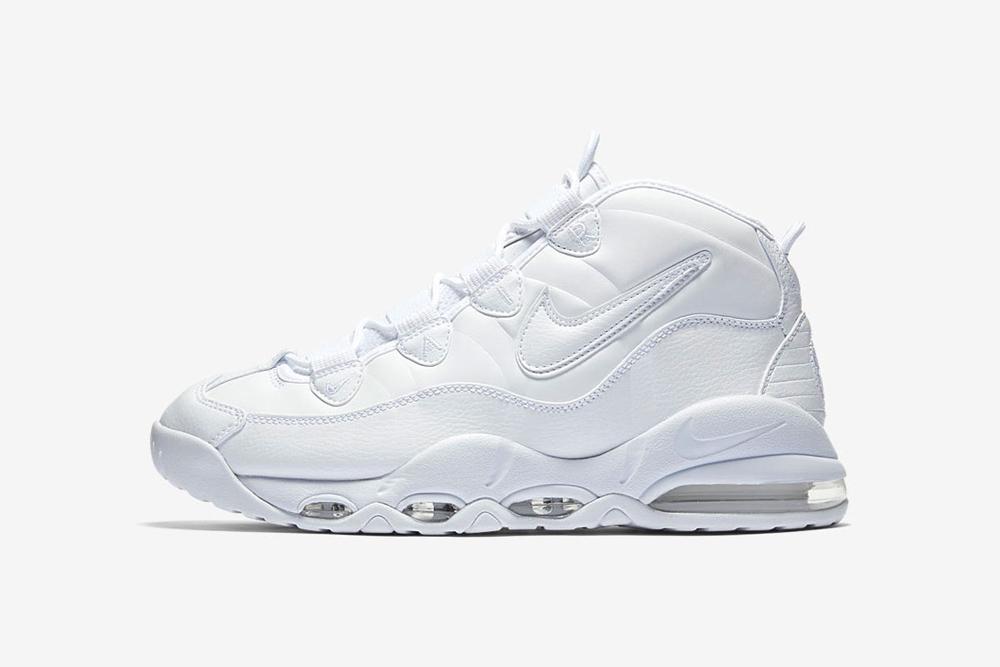 giay sneaker - phong cach thoi trang - elle man 12-Nike Air Uptempo-Triple White